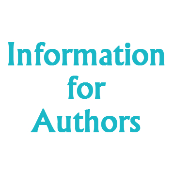 Information for Authors