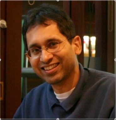 Photo of Vikram Krishnamurthy